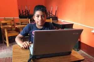 Voluntariado Nicaragua - Clases Computacion