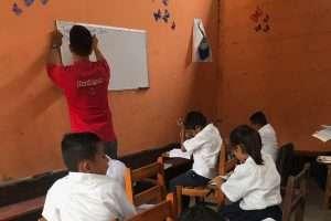 Voluntariado Nicaragua - Clases Ingles